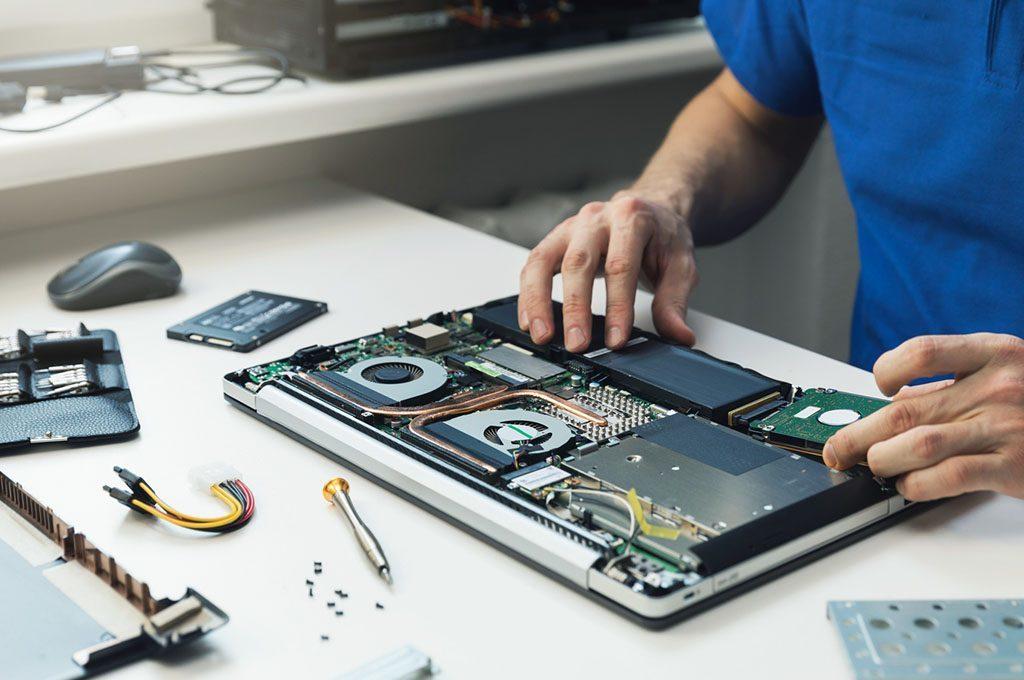 Laboratorio riparazioni e assistenza tecnica elettronica