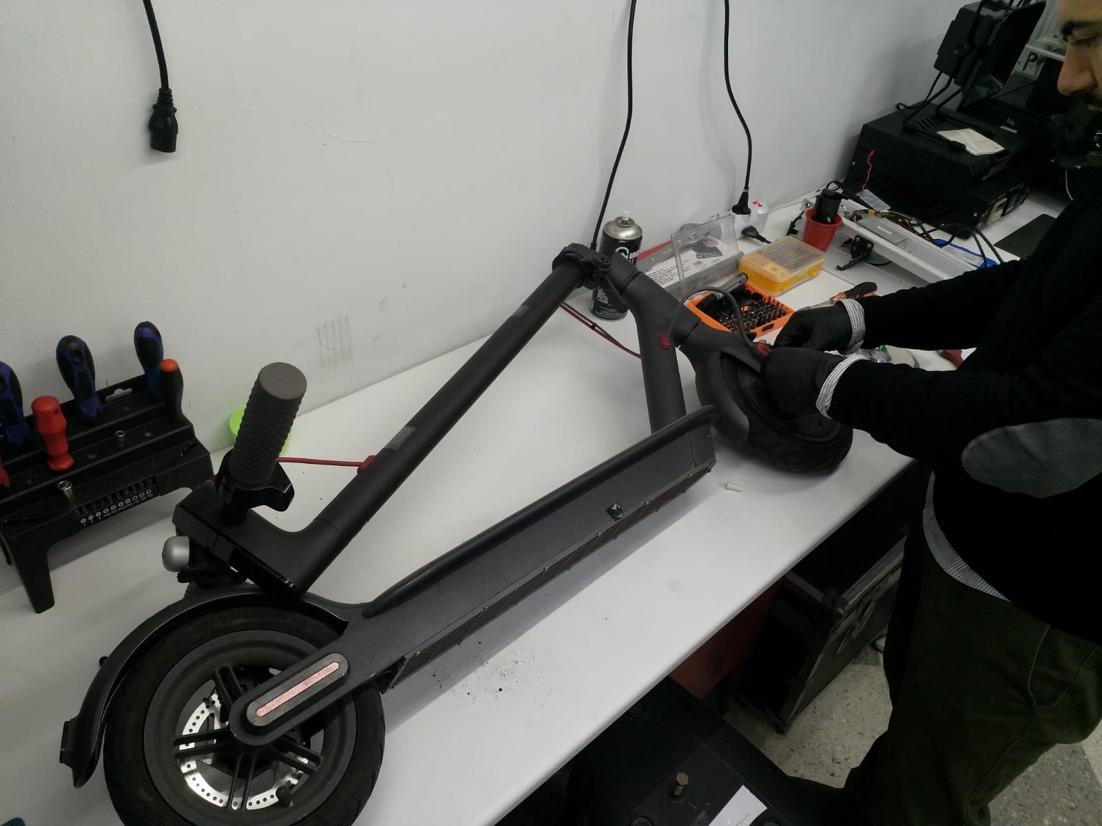 Riparazione Xiaomi Scooter M365