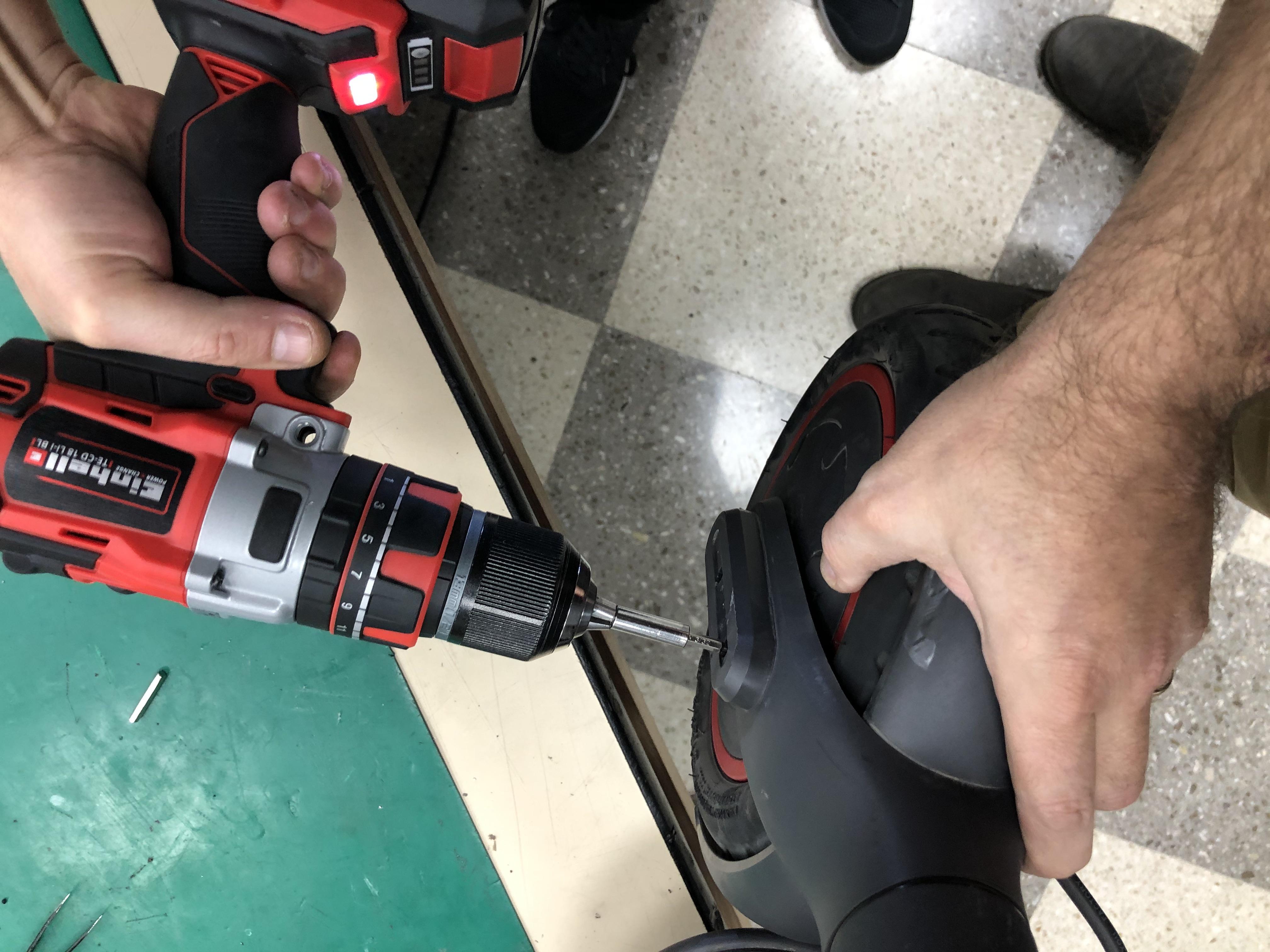 assistenza xiaomi riparazione monopattino