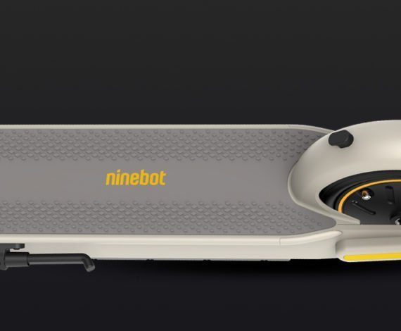 Ninebot KickScooter G30LE Powered by Segway