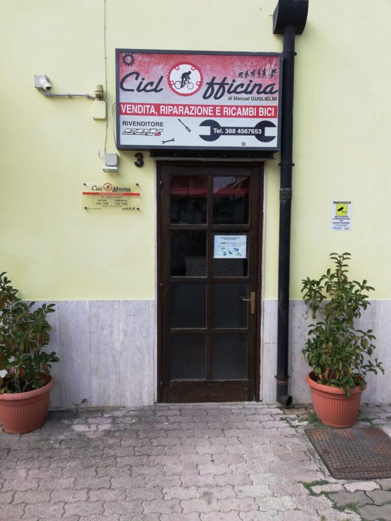 Ciclofficina - Lavello